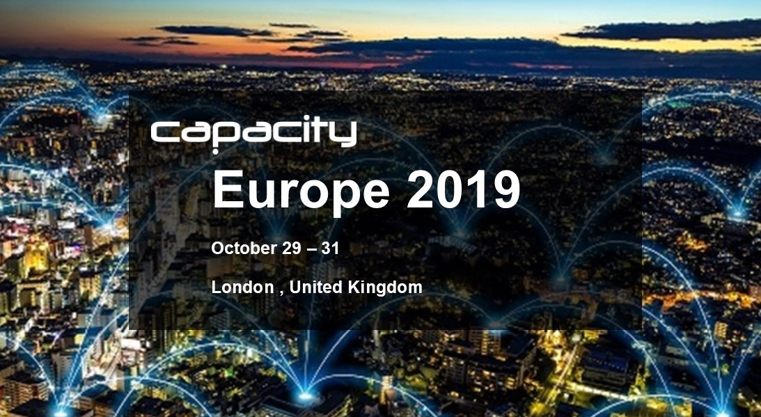 XConnect Capacity Europe October 2019